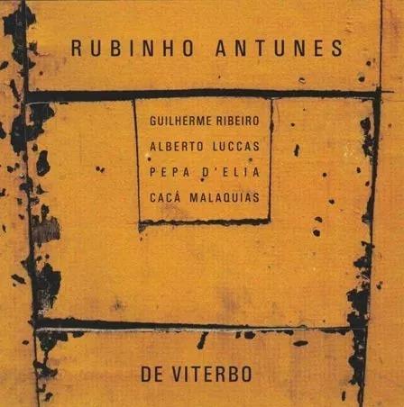 Imagem 1 de 5 de Cd Rubinho Antunes De Viterbo  - Novo Original
