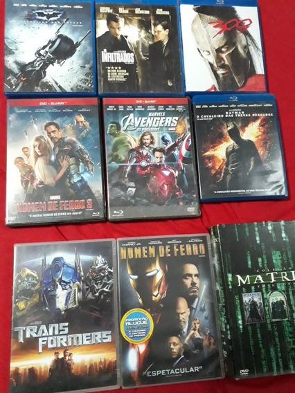Blu-ray Player E Filmes
