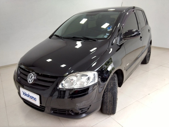 Volkswagen Fox 1.0 Vht Trend Total Flex 5p 1544 Mm 2010