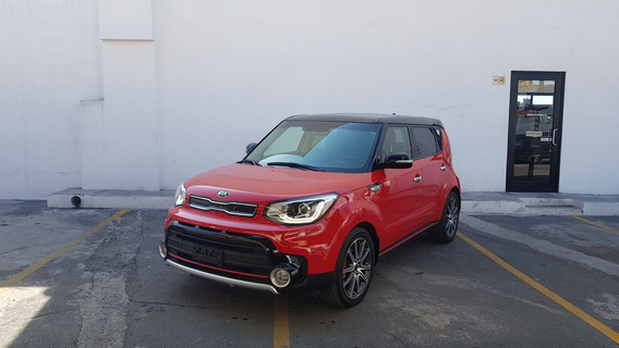 Kia Soul 2018 1.6 Sx Turbo At