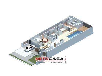 Casa Em Condomínio Para Venda, Cond. Monte Carlo, 3 Dormitórios, 3 Suítes, 5 Banheiros, 2 Vagas - Cac0182