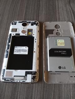 Celular LG K10 Novo (não Liga)