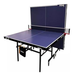 Mesa Profesional Ping Pong Larca Incluye Todo Msi