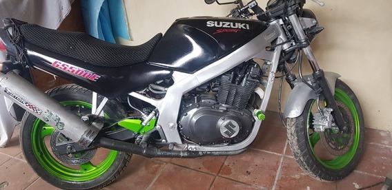 Suzuki Suzuki Gs500e
