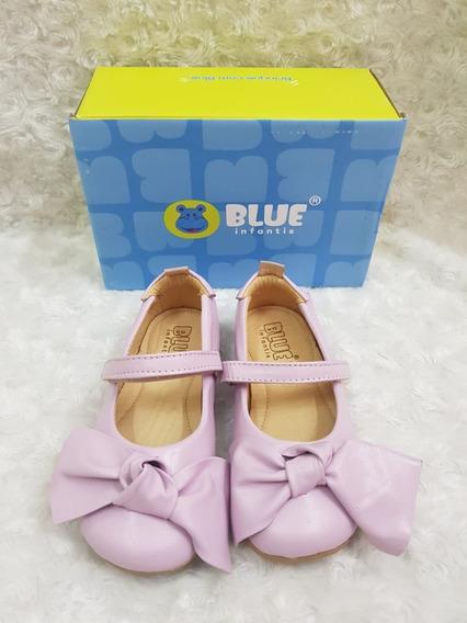 Sapatilha Infantil Feminina Maite Blue