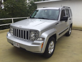 Jeep Liberty 5p Limited Jet 4x2 Piel 2013