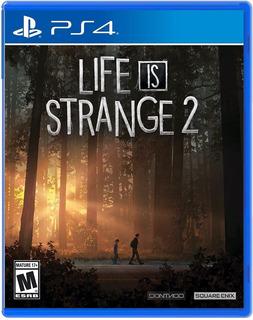 Life Is Strange 2 / Juego Físico / Ps4