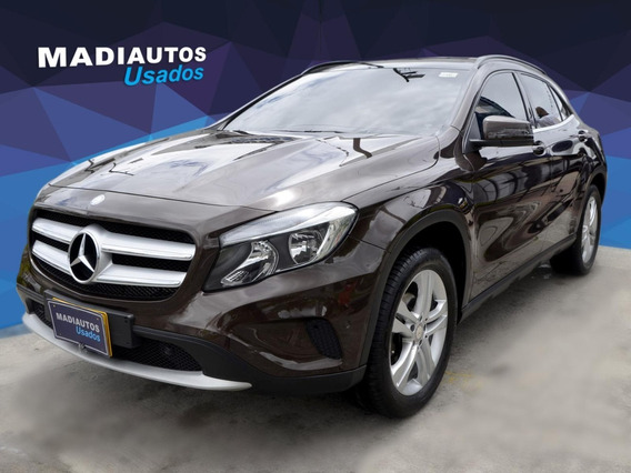 Mercedes Benz Gla 200 1.6 Automatica Wagon 4x2
