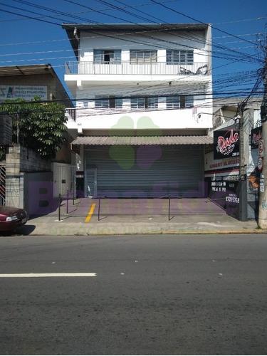 Salão Comercial, Vila Arens, Jundiaí. - Sl08100 - 68899515