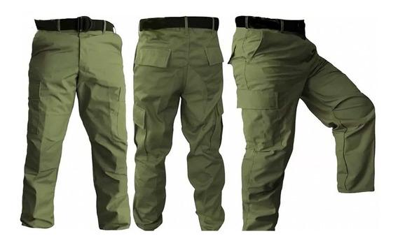 Pantalon De Bolsas Tactico Comando Militar Policia
