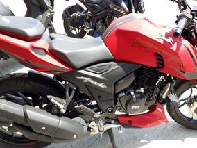 Moto Tvs Apache 200