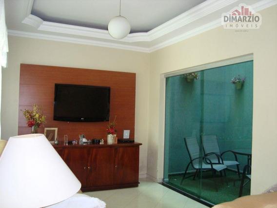 Casa Residencial À Venda, Parque Residencial Jaguari, Americana. - Ca0866