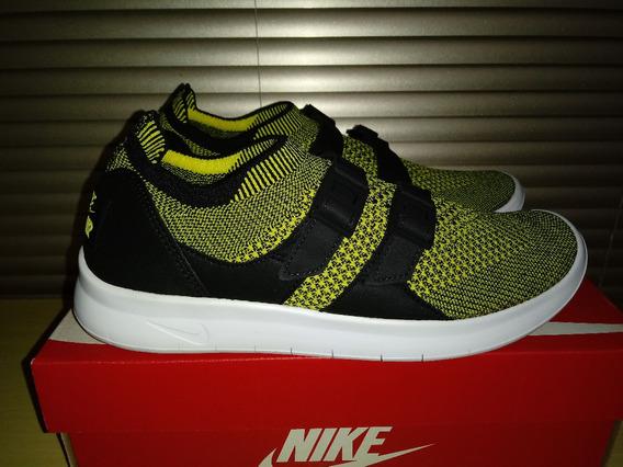 Tenis Nike Sockracer Flyknit Corrida Treino Outletctsports