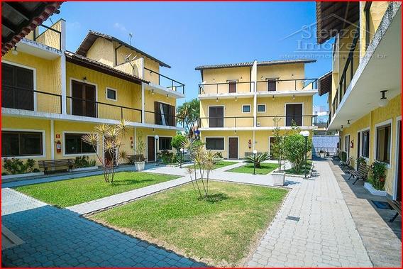 Casa A Venda Com 2 Suítes Em Condomínio No Maitinga Em Bertioga - Cc00123 - 33921228