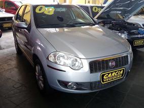 Fiat / Siena Hlx 1.8 - 2008/2008 - Garcia Veículos
