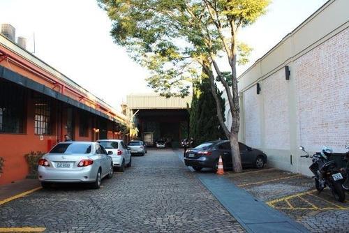 Sala Comercial Para Locação, Vila Leopoldina, São Paulo. - Sa0258