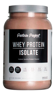 Proteina Whey Isolate 2lb Protein Project
