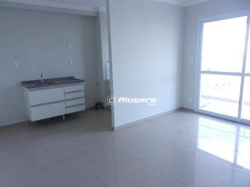 Apartamento Com 2 Dormitórios À Venda, 71 M² Por R$ 450.000,00 - Vila Augusta - Guarulhos/sp - Ap1760