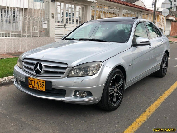 Mercedes Benz Clase C C200 Kompressor 1800cc T Aa Ab