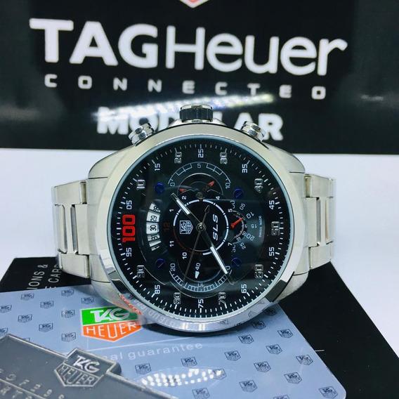 Relógio Tag Hauer Mercedes Sls Promoção Imperdível