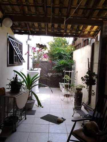 Imagem 1 de 20 de Casa À Venda, 163 M² Por R$ 650.000,00 - Serra Grande - Niterói/rj - Ca15024
