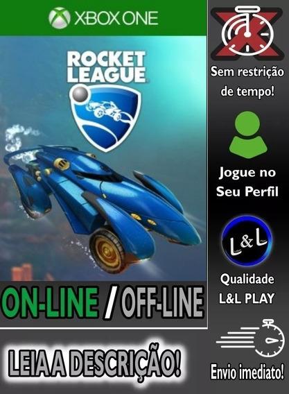 Rocket League Xbox One Digital + Jogo Brinde