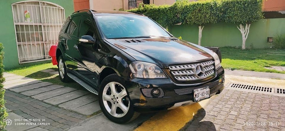 Mercedes-benz Clase M 2009 3.5 Ml 350 Kit Amg
