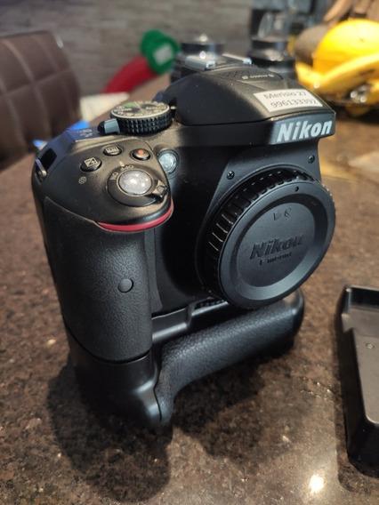 Câmera Nikon D5300 + Brinde N É D5200 D5500 D7200