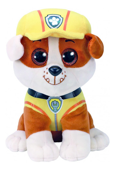 Peluche Ty Paw Patrol 15cm Patrulla Canina Original Bigshop
