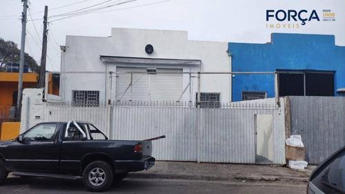 Imagem 1 de 30 de Salão Para Alugar, 300 M² - Cidade Jardim Cumbica - Guarulhos/sp - Sl0035