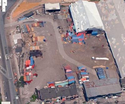 Terreno Comercial Para Locação, Caju, Rio De Janeiro. - Te0265