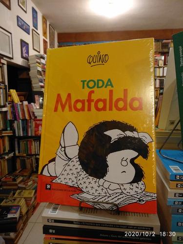 Imagen 1 de 3 de Toda Mafalda - Quino