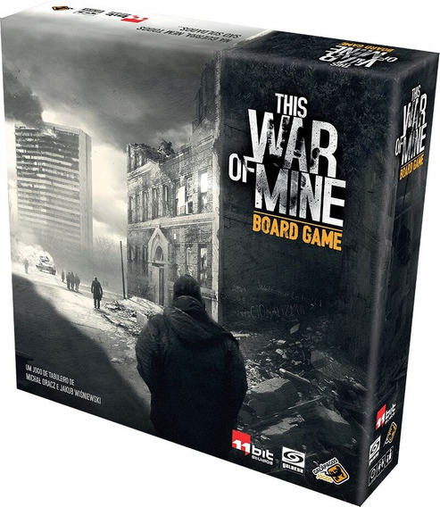 Board Game - This War Of Mine