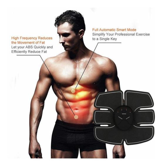 Estimulador De Abs De Entrenamiento Físico Muscular Intelige
