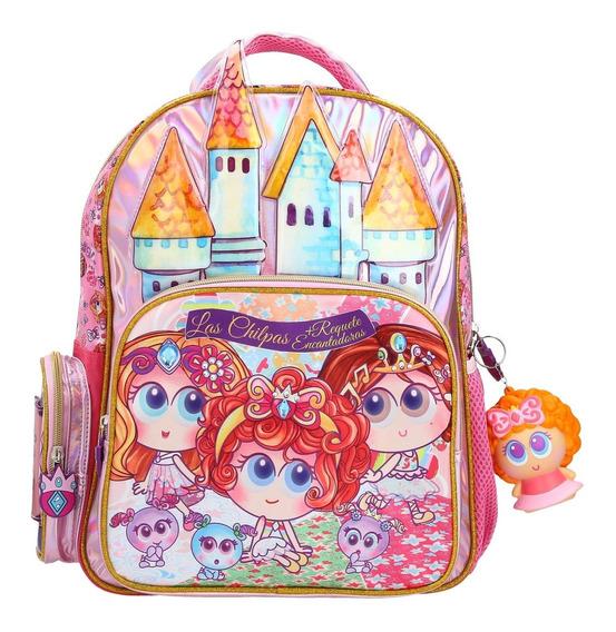 Backpack Chamoy Princesas