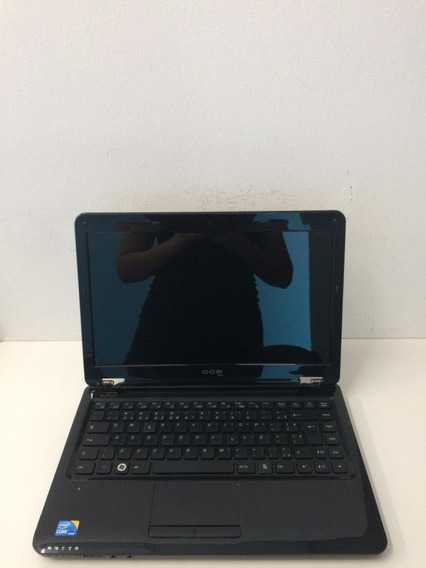 Notebook Cce Core I5 Mem Ram 4gb Hd 500gb Ghz 2.40 2083