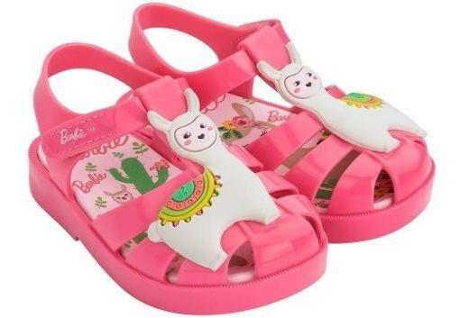 Sandália Barbie Love Ihama Infantil Grendene Kids 17 Ao 28