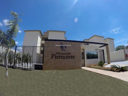Apartamento Novo, Villagio Piemont. - Ap00337 - 67691728
