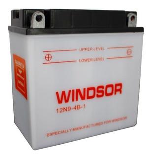 Bateria Windsor 12n9-4b-1 Para Keeway, Italika, Honda