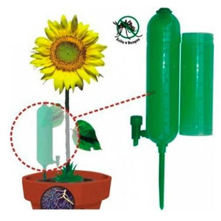 Gotejador De Plantas Em Vaso E Sementes 1unidade