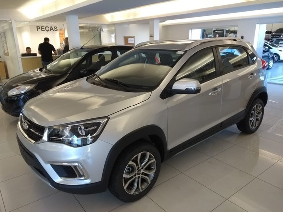 Cherry Tiggo2 1.5 Look ( 2018/2019 ) Okm R$ 57.899,99