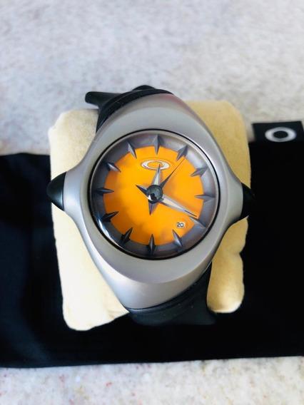 Relógio Oakley Crush Raríssimo
