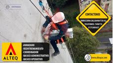 Curso De Alturas Aprobado Por El Ministerio De Trabajo