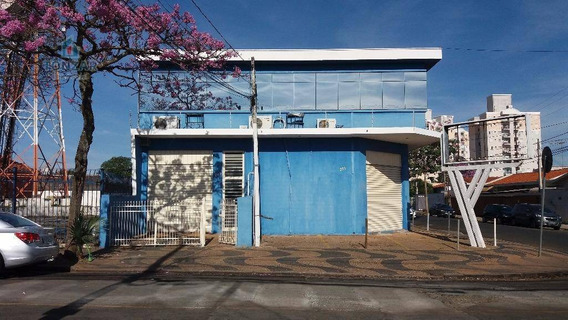 Prédio Comercial Para Locação, Jardim Chapadão, Campinas. - Pr0061