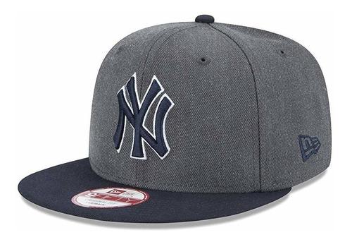 Gorra Mlb New York Yankees Heather 9fifty Snapback Cap