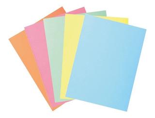 Cartulina Pastel Luma 45 X 63 Pack X 20 Unidades Mismo Color