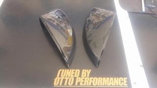 Cubre Espejo De Fibra De Carbono Audi A3 8v