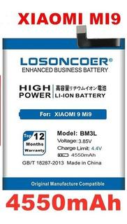 Batería Xiaomi Mi 9 Mi9 4550 Mah Bm3l Original