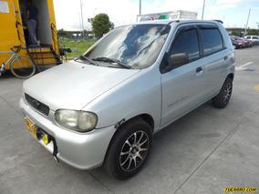 Chevrolet Alto 1.0l Mt 1000cc