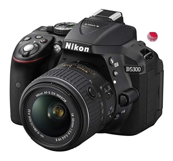 Camara Nikon Profesional D5300 18-55mm Vr Ii Kit Dslr Inside